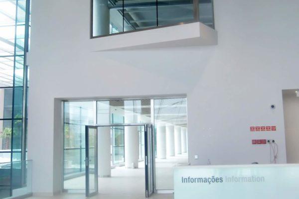 Champalimaud Foundation <br>Lissabon