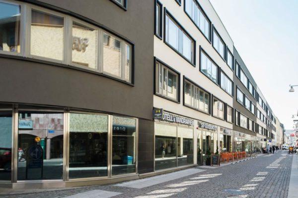 Kvarteret Perukmakaren <br>Göteborg
