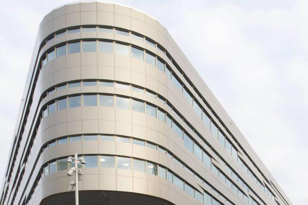 SP 600 <br>Steel profiles for facade