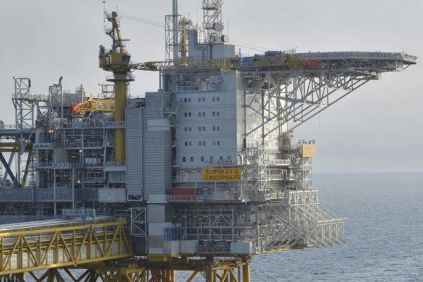 Eldfisk II <br>Nordsjön