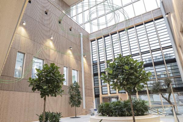 Drottning Silvias Barnsjukhus <br> Göteborg